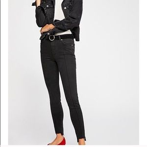 NEW Free People Black jegging